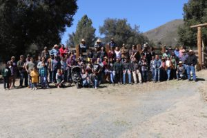 A Day at the Ranch 2019 Group Photo