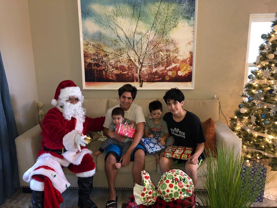 Operation Santa 2019 - WHOA
