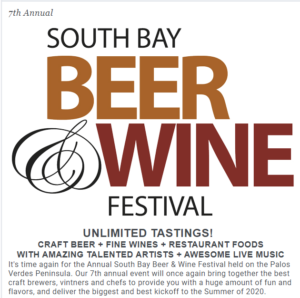 Beer & Wine Festival Flyer
